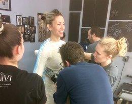 Proces powstawania kostiumu, Natalia Safran