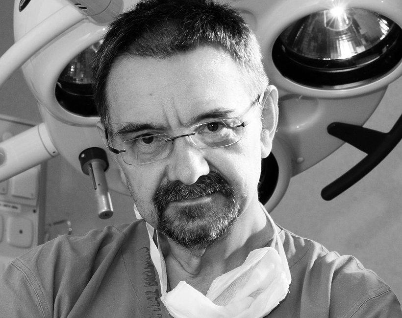 prof. Romuald Dębski nie żyje