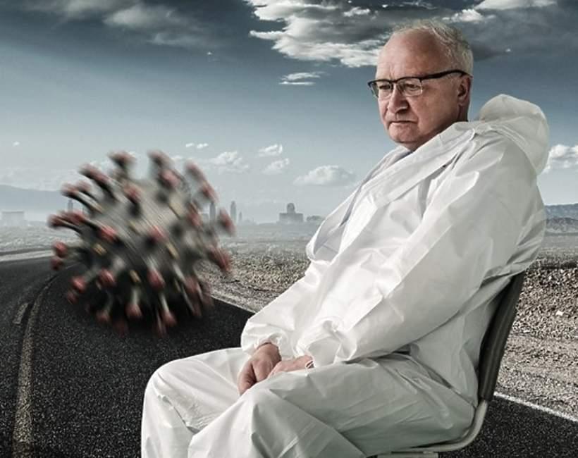 Profesor Krzysztof Simon,VIVA! kwiecień 2021, 7/2021 Viva!