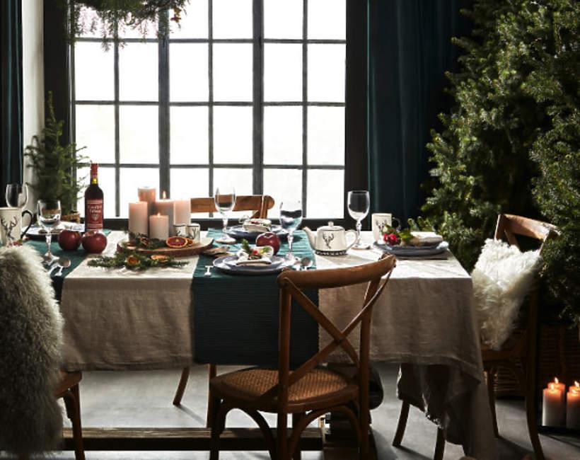 Propozycje dekorowania stolu DUKA