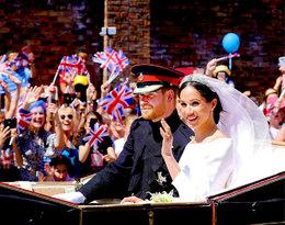 Z królewskim protokołem na bakier, czyli te zasady złamano na ślubie Harry'ego i Meghan!