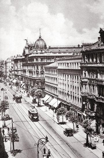 przedwojenna Warszawa, 100 lat niepodległości
