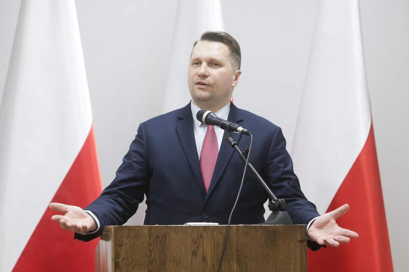 Przemysław Czarnek, minister edukacji