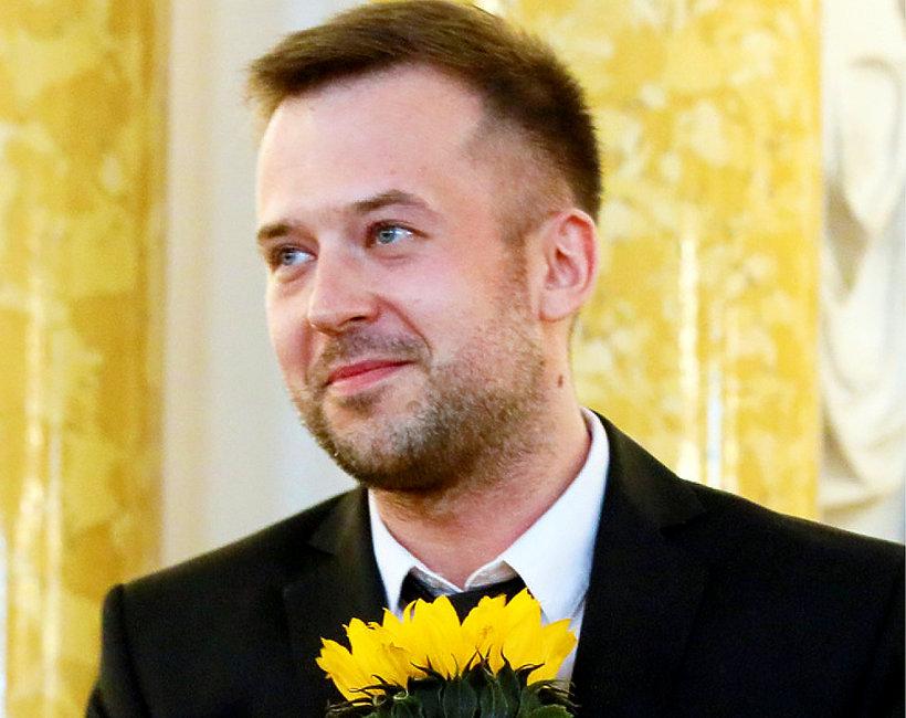 Przemyslaw Staron Gala Nauczyciel Roku