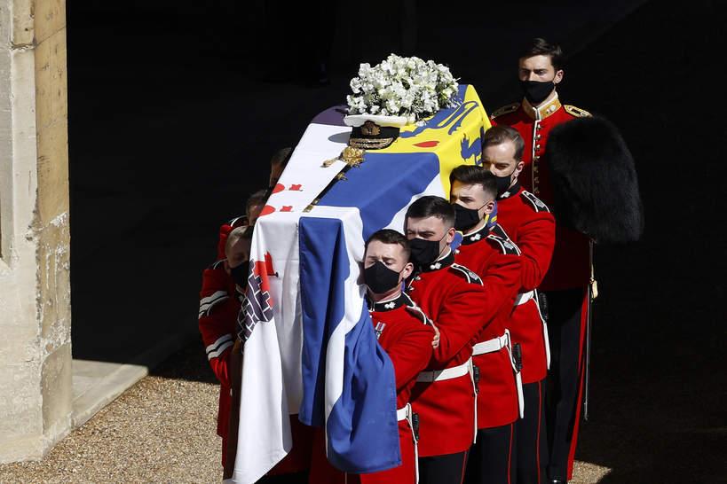 Przyczyna śmierci księcia Filipa