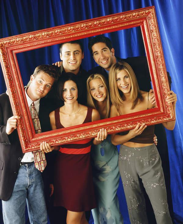 Przyjaciele, Friends, ciekawostki o serialu