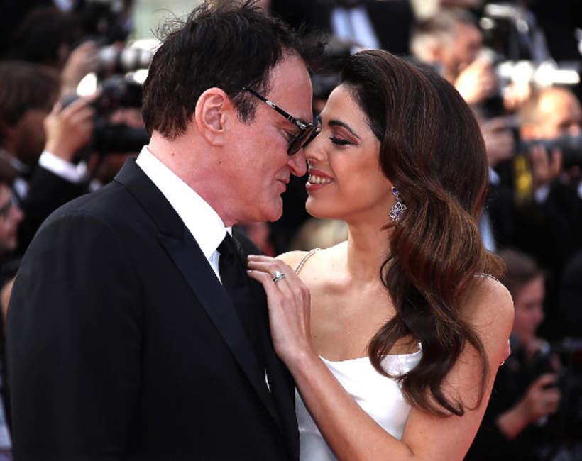 Quentin Tarantino i Daniella Pic: historia miłości