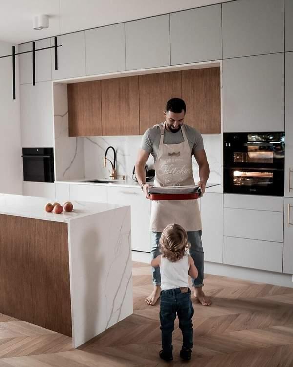 Rafał Maślak pokazał kuchnie