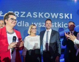 Rafał Trzaskowski, Małgorzata Trzaskowska