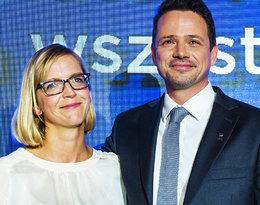 Małgorzata Trzaskowska wspiera męża w kampanii. Zdecydowała się na ciekawy krok