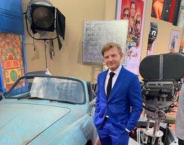 Rafał Zawierucha, premiera Dawno temu w Hollywood