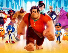 Ralph Demolka w internecie todruga część kultowej animacji Disneya