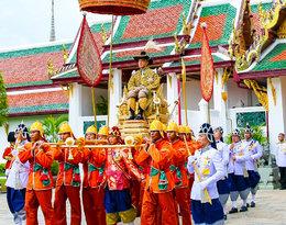 Tajlandia ma nowego króla! Ceremonia koronacji kosztowała 120 milionów złotych