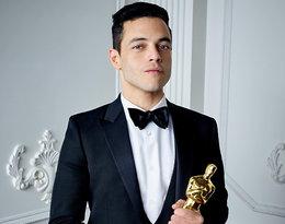 Rami Malek spadł ze sceny po odebraniu Oscara!