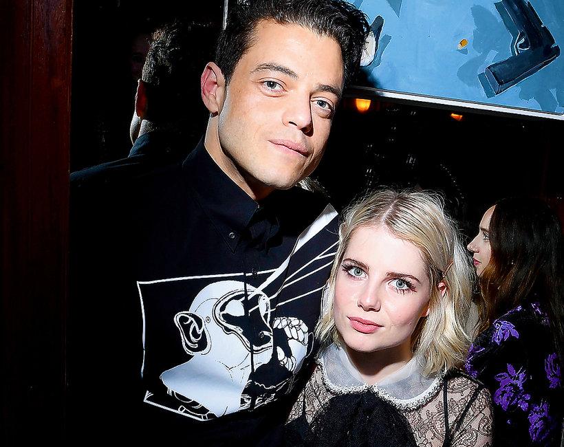 Rami Malek i Lucy Boynton