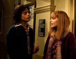 Rami Malek i Lucy Boynton, kadr z filmu Bohemian Rhapsody