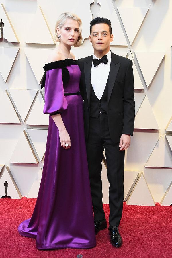 Rami Malik i Lucy Boynton
