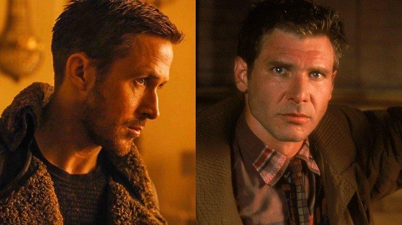 Rayn Gosling i Harrison Ford Blade Runner