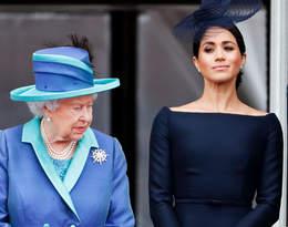 Ciąża księżnej Meghan nie cieszy Elżbiety II?Kontrowersje po oświadczeniu Pałacu Buckingham