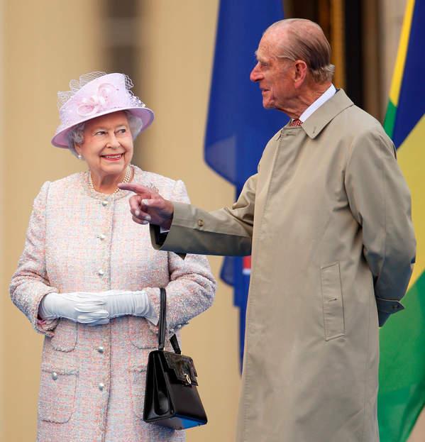 Relacja księcia Filipa i królowej Elżbiety II