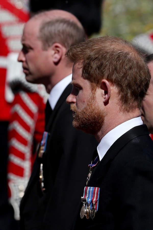 Relacja księcia Harry'ego i księcia Williama. Czy bracia się pogodzą?