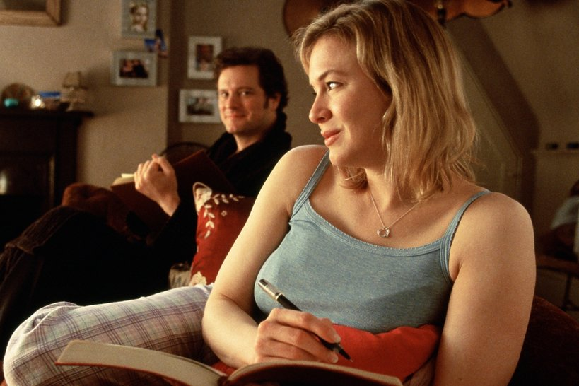 Renee Zellweger i Colin Firth