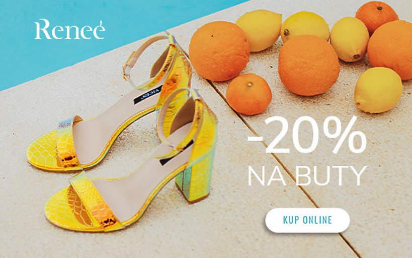Renee.pl obuwie - 20%