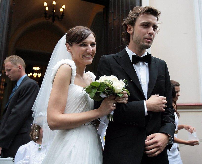 Reni Jusis i Tomek Makowiecki ślub