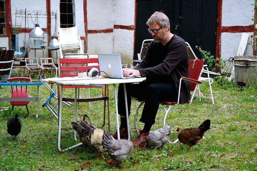 Reżyser Anders Weberg