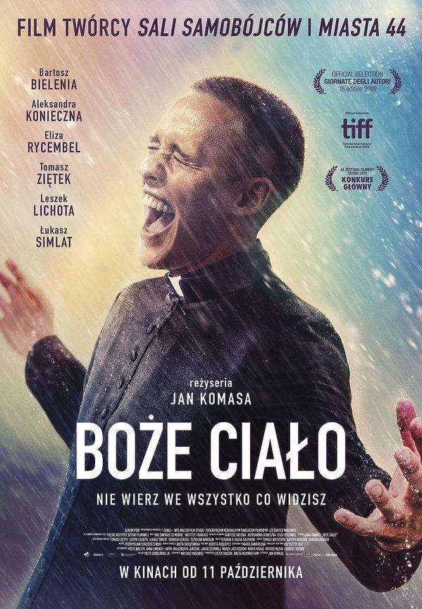 Reżyser Jan Komasa: Boże Ciało