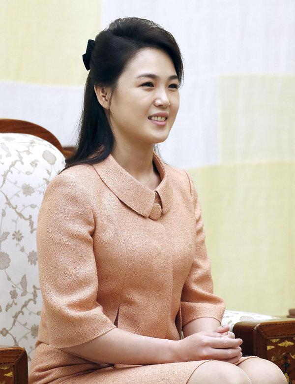Ri Sol Ju, Kim Dzong Un