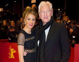 Richard Gere bierze ślub z Alejandą Silvą. Między parą jest 33 lata różnicy