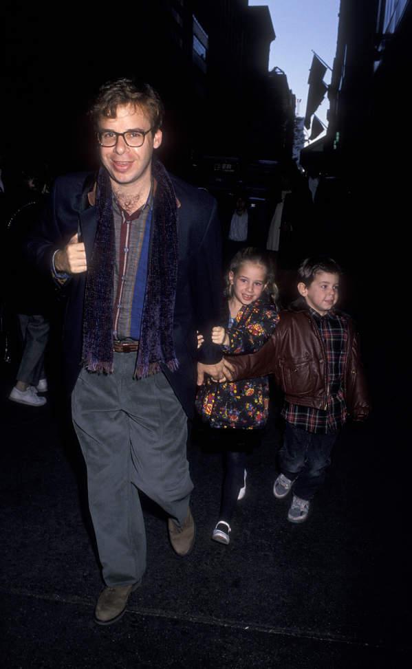 Rick Moranis samotnie wychował dwoje dzieci