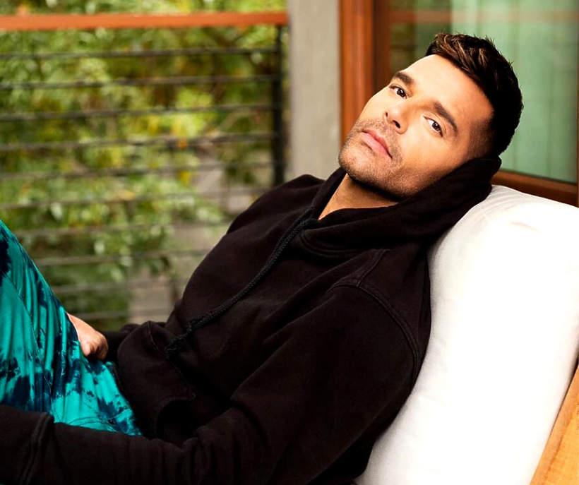 Ricky Martin juz tak nie wyglada