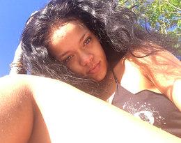 Rihanna nie ogoliła nóg