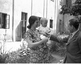 Rita Gorgonowa z córką