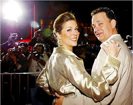 Żona Toma Hanksa opowiedziała o skutkach ubocznychleczenia koronawirusa