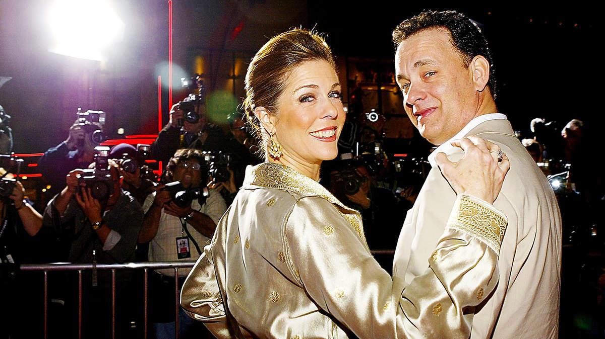 Rita Wilson i Tom Hanks