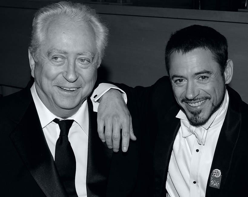 Robert Downey Sr., syn Robert Downey jr
