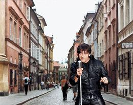 Robert Gonera jako Elvis Presley, VIVA! sierpień 2002