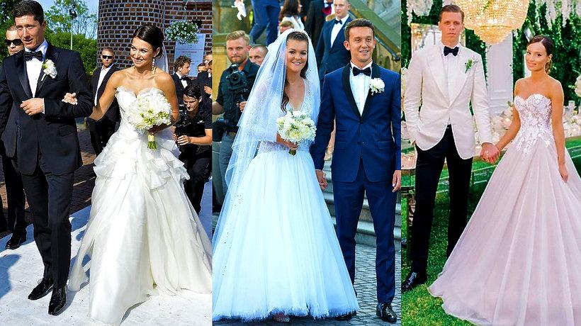 Robert Lewandowski, Anna Lewandowska, Agnieszka Radwańska, Wojciech Szczęsny, Marina