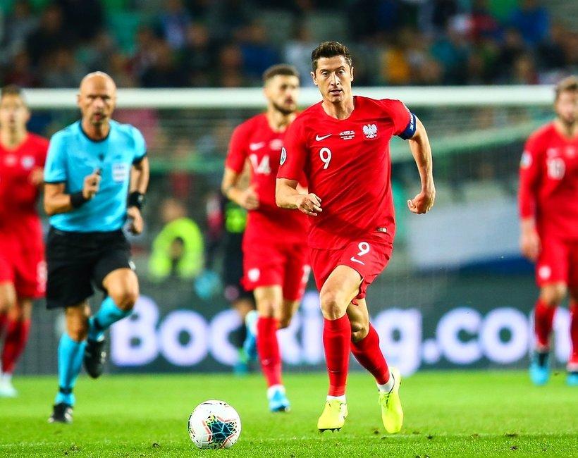 Robert Lewandowski, mecz, Polska