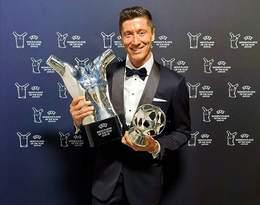 Niezwykłe wyróżnienie dla Roberta Lewandowskiego. Został Piłkarzem Roku UEFA!