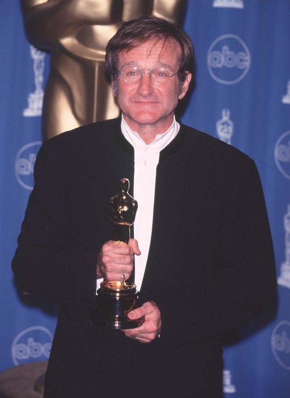 Robin Williams nie żyje