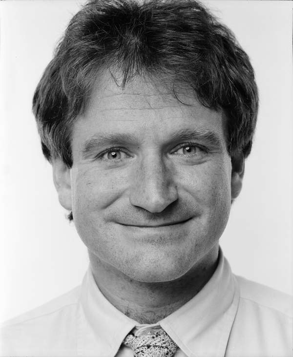 Robin Williams w młodości
