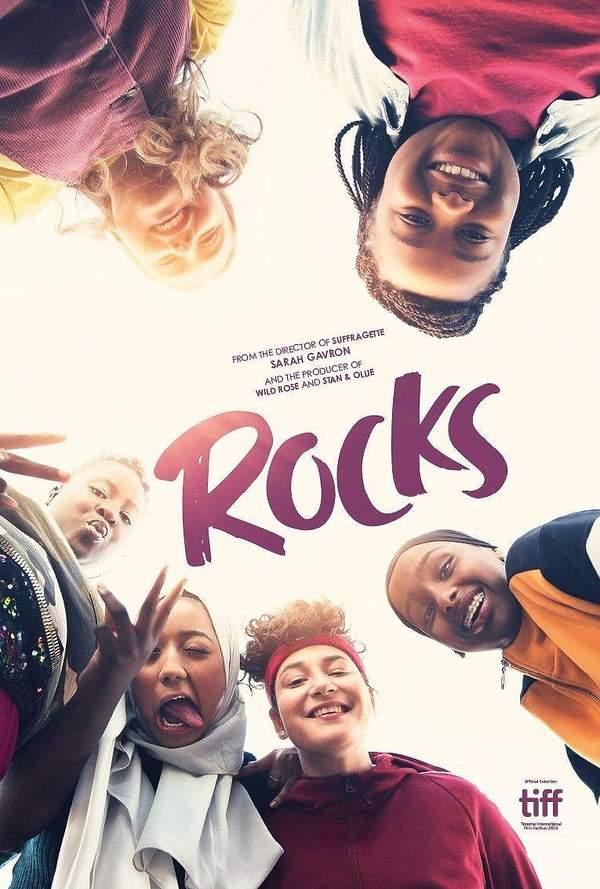 Rocks, film, plakat