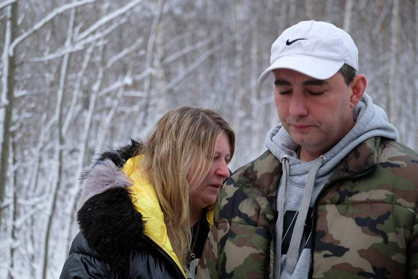 Rodzice 13-letniej Patrycji, Marzena i Grzegorz Pałoń