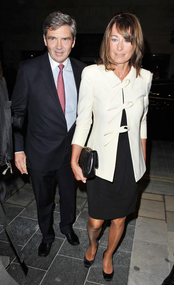 Rodzice Kate Middleton, praca, firma