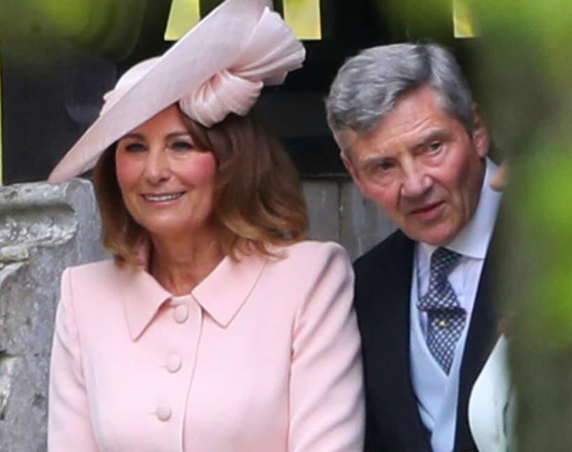 Rodzice Kate Middleton stracili milion funtów