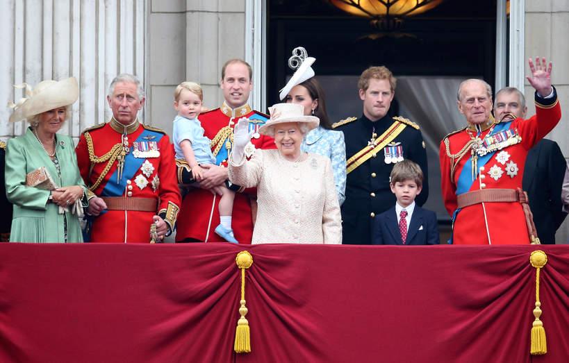 Rodzina królewska, brytyjska rodzina królewska